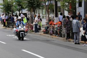 日テレ通りは子どもの応援が凄かった!