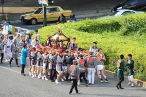 宮元(永田町町会)の神輿